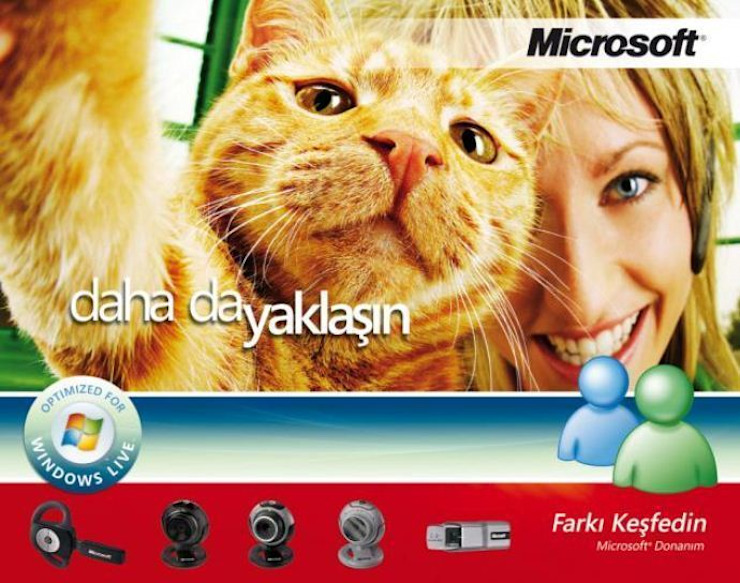 Microsoft Donanım Poster 5 dakika Deneyim Tasarımı / Experience Design