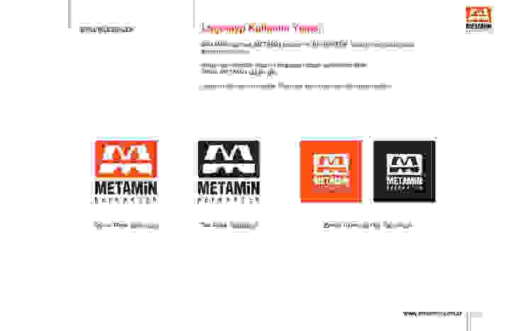 Metamin A.Ş. Kurumsal Kimlik 5 dakika Deneyim Tasarımı / Experience Design