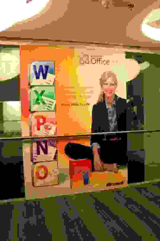 Microsoft Türkiye Ofisi Grafik Uygulama 5 dakika Deneyim Tasarımı / Experience Design