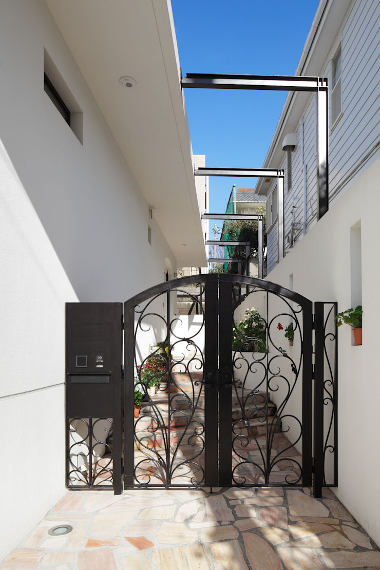 CASA CIELO Y MAR 地中海風 家 の 菅原浩太建築設計事務所 地中海