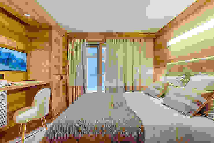 Dormitorios de estilo rural de Sandrine RIVIERE Photographie Rural
