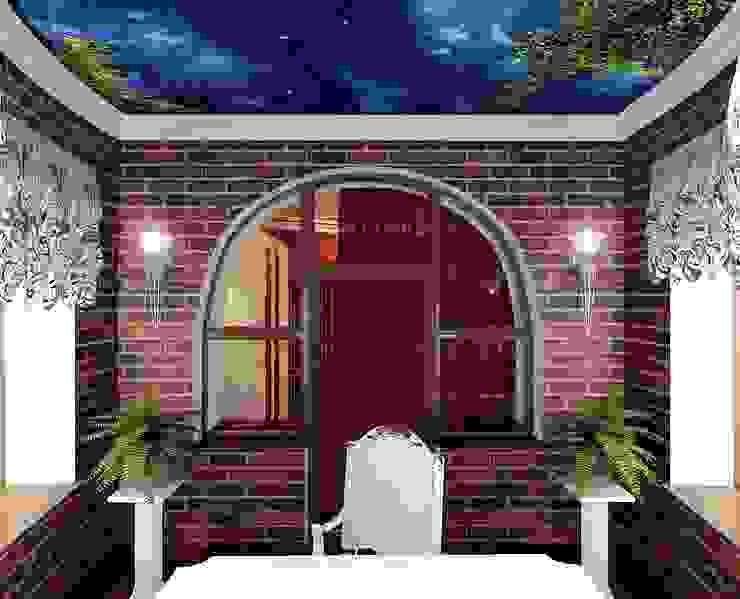 кабинет в частном доме от частный дизайнер