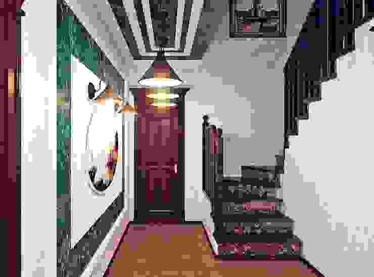 холл цокольного этажа от частный дизайнер