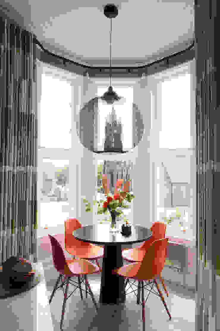 Dining Area Salle à manger moderne par ABN7 Architects Moderne