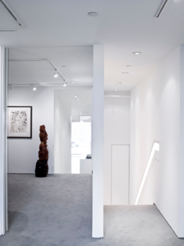 David Nolan Gallery, New York by studioMDA Minimalist