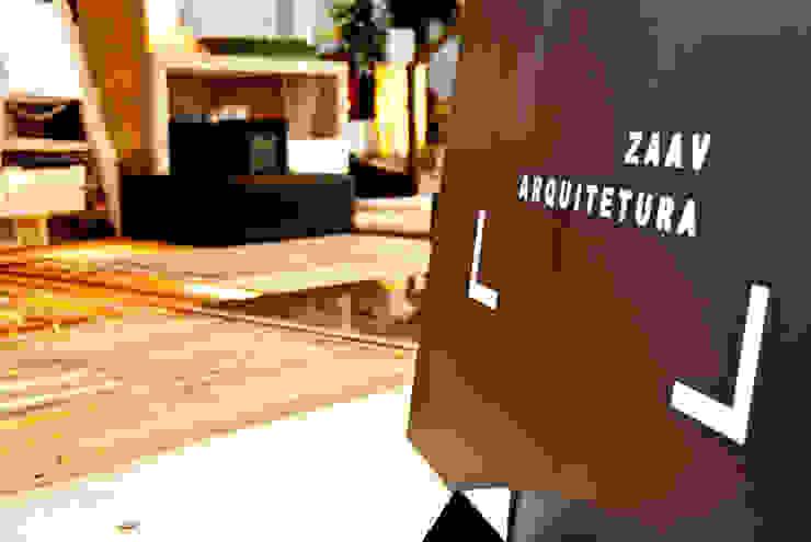 by ZAAV Arquitetura Industrial