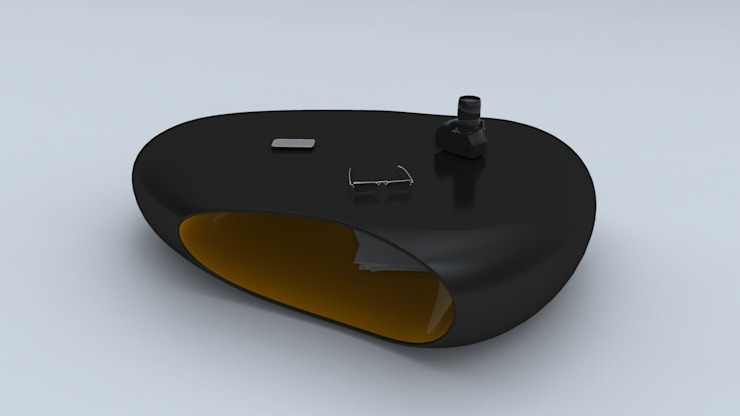 Tavolino BULLET di Studio Ferrante Design Moderno
