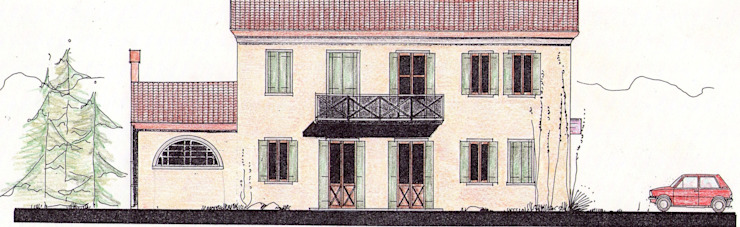 bởi Studio di architettura Baldin & Partners