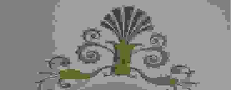 роспись потолка от Абрикос Классический