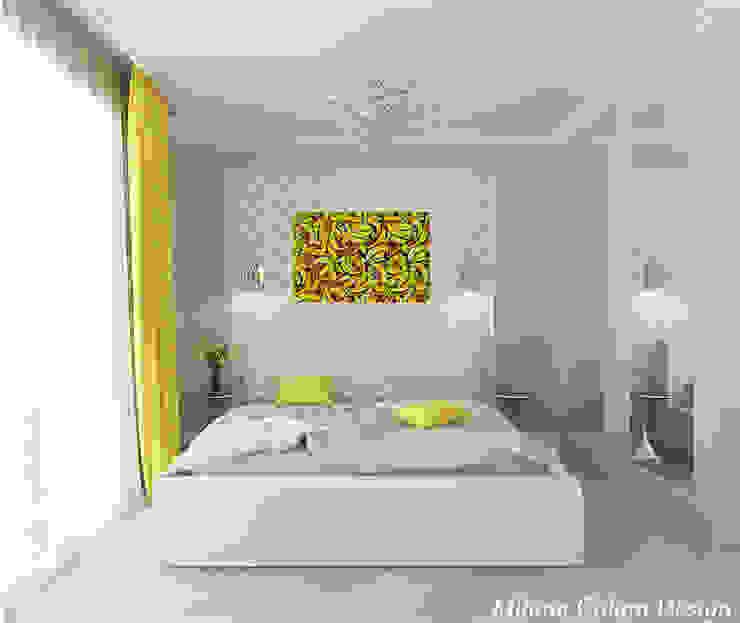 Гостевая спальня от Milana Gulam Design