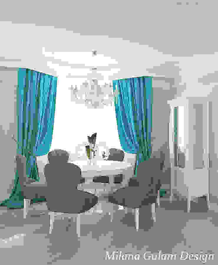 столовая зона от Milana Gulam Design