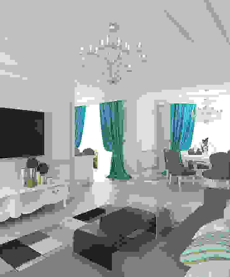 Гостиная от Milana Gulam Design