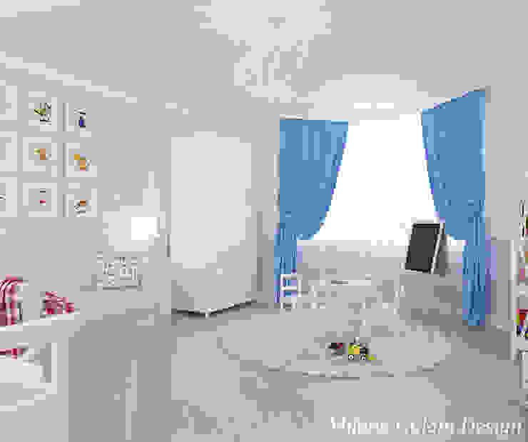 детская от Milana Gulam Design