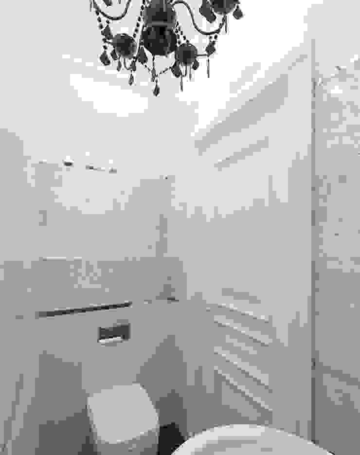 гостевой санузел от Milana Gulam Design