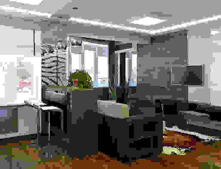 Квартира студия от Murat Sabekov
