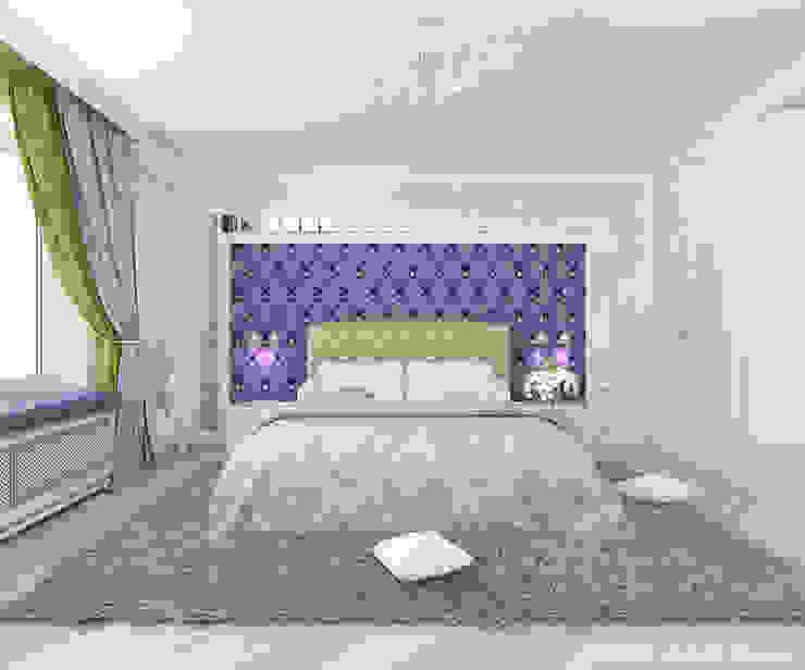 спальня от Milana Gulam Design