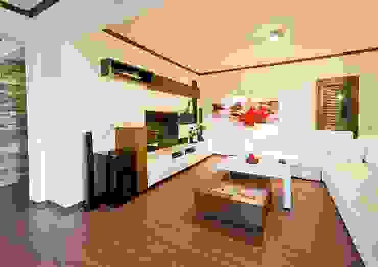Sezinler ev/ kıbrıs Modern Oturma Odası Şölen Üstüner İç mimarlık Modern