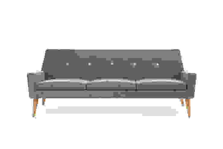 Finsbury Sofa: modern  by Assemblyroom, Modern