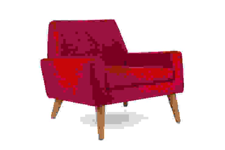 Finsbury Arm Chair: modern  by Assemblyroom, Modern