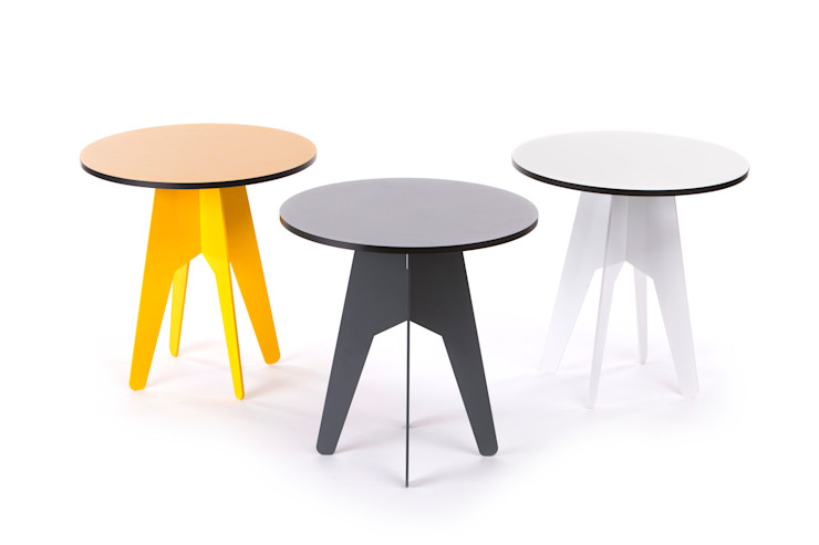 Burgess Compact Table: modern  by Assemblyroom, Modern