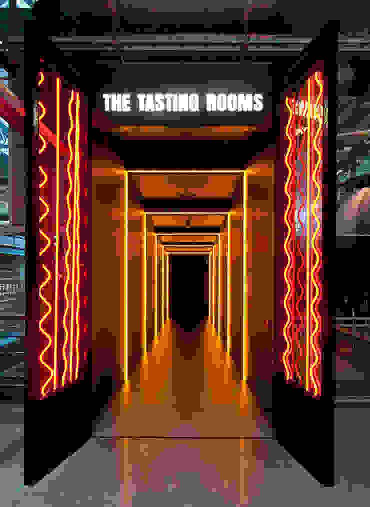Tasting Rooms, Guinness Storehouse by Michael Grubb Studio