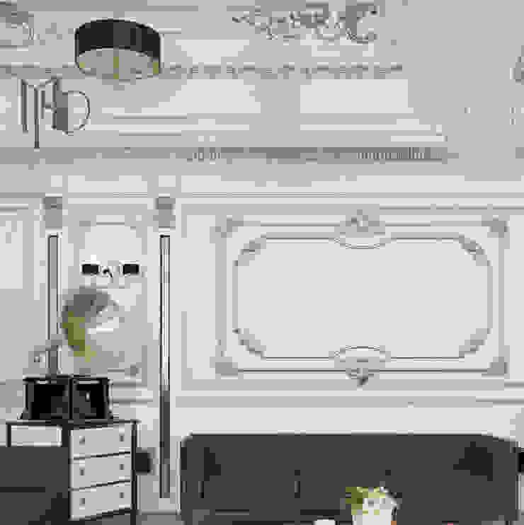 Camera_001 Klasik Oturma Odası MHD Design Group Klasik
