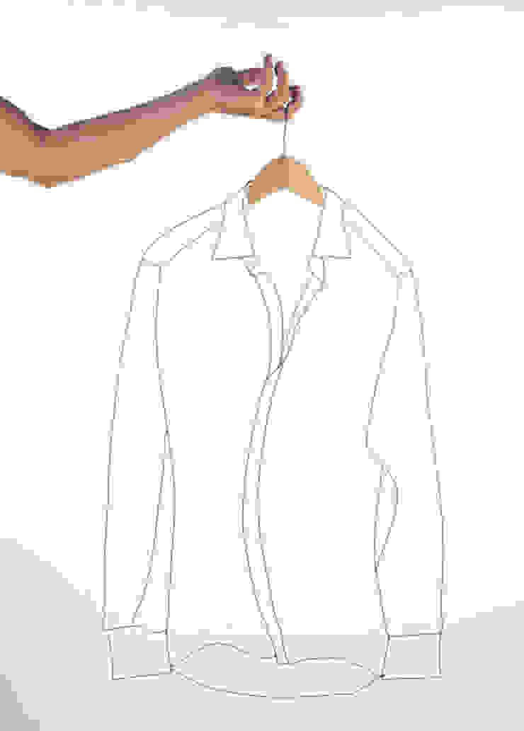 Camisa ALAMBRE de Decojondepato.com Moderno