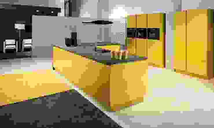 KH System Möbel GmbH Modern style kitchen