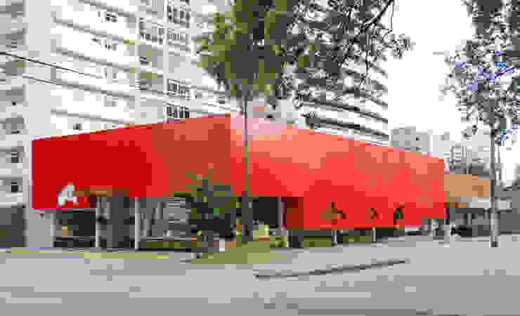 根據 Carlos Otávio Arquitetos 古典風
