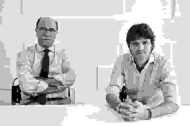Arch. Paolo Favaretto & Francesco Favaretto di Favaretto&Partners Minimalista