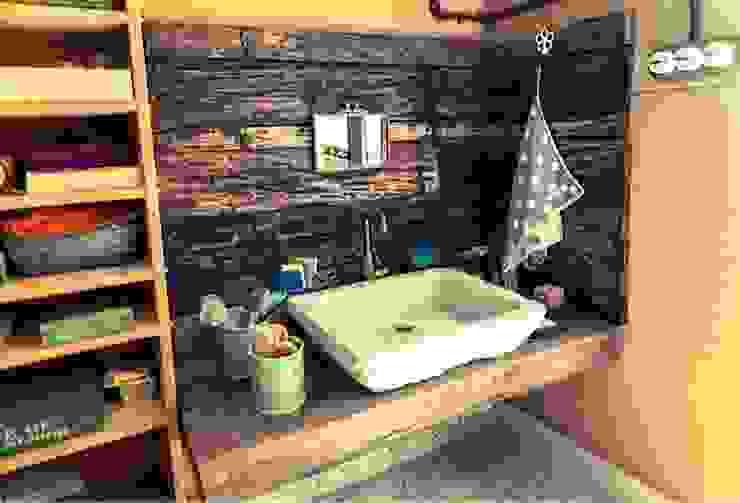 Baños de estilo  por Anticuable.com