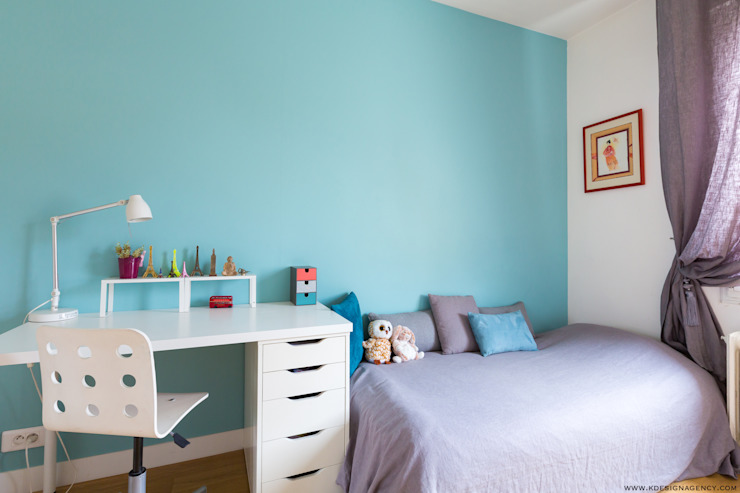 Modern Kid's Room by K Design Agency Modern