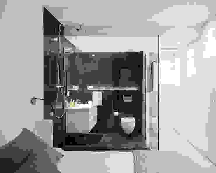 Sebastián Bayona Bayeltecnics Design의  침실, 미니멀