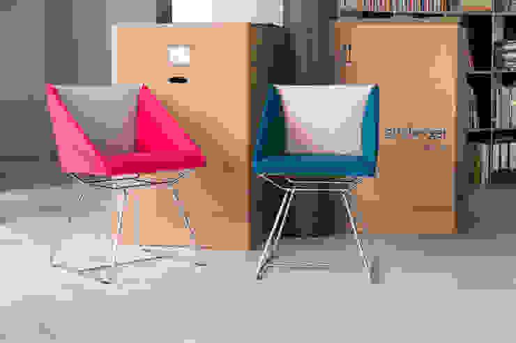 Girsberger SCHLAUFENSTUHL: modern  von Designstudio speziell®,Modern