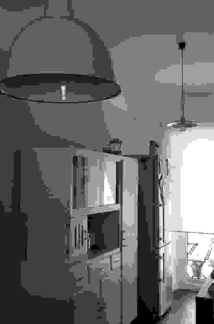 Casa per una giovane coppia Cucina in stile scandinavo di Francesca Pierucci Architetto Scandinavo