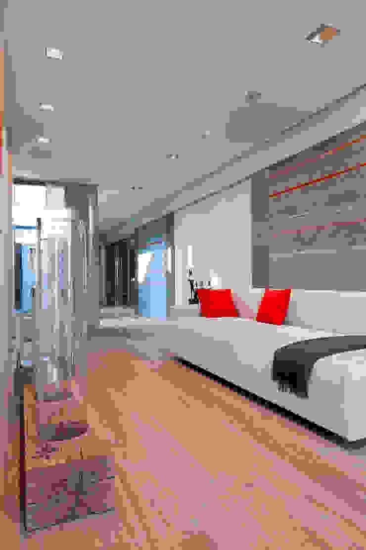 Salon de détente Salon moderne par Atelier TO-AU Moderne