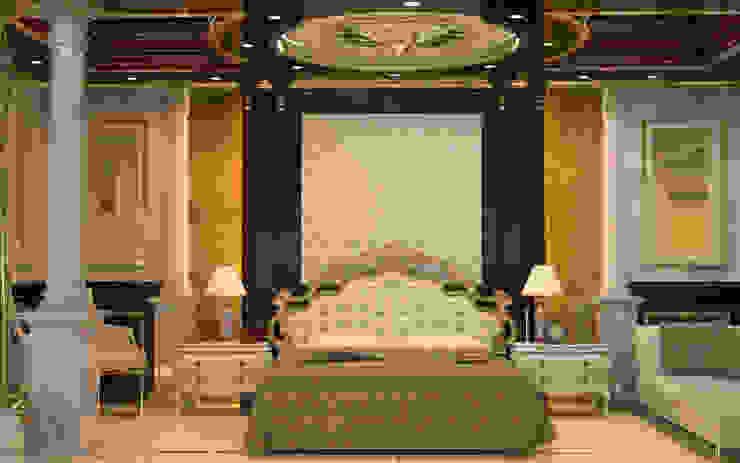 cam_05 Klasik Yatak Odası MHD Design Group Klasik