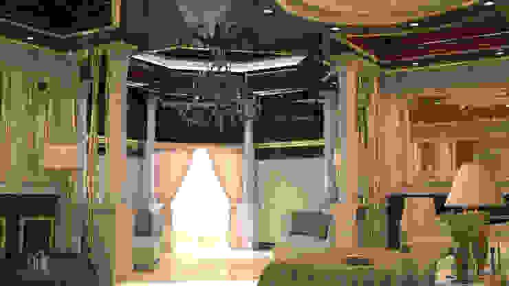 cam_02 Klasik Yatak Odası MHD Design Group Klasik