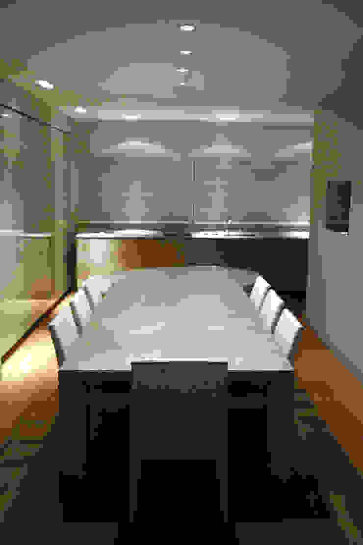Salle à manger Salle à manger moderne par Atelier TO-AU Moderne
