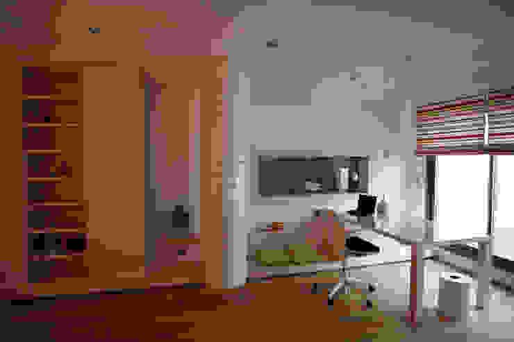 Chambre d'enfant Chambre d'enfant moderne par Atelier TO-AU Moderne
