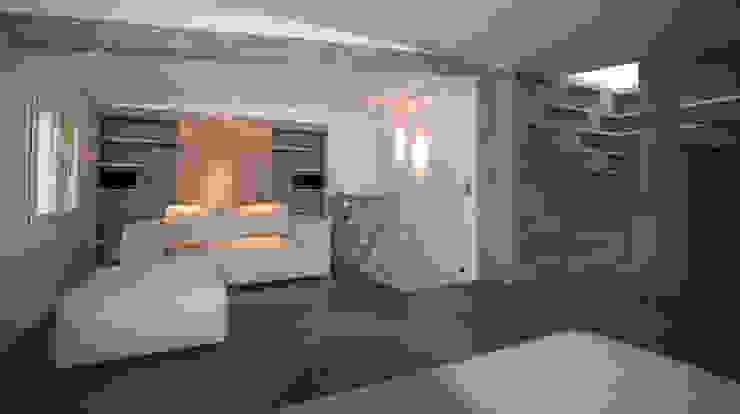 Гостиная в классическом стиле от Atelier TO-AU Классический