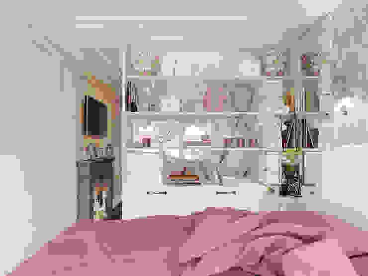 Спалная от Volkovs studio