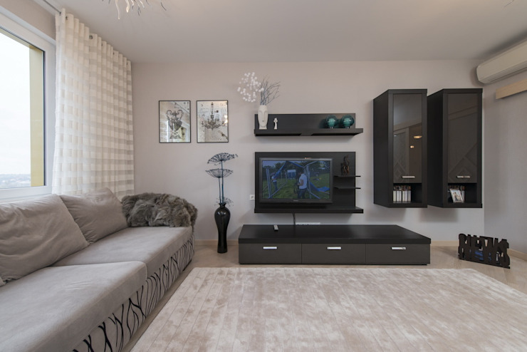 гостевая комната в проекте Перламутр от S-studio