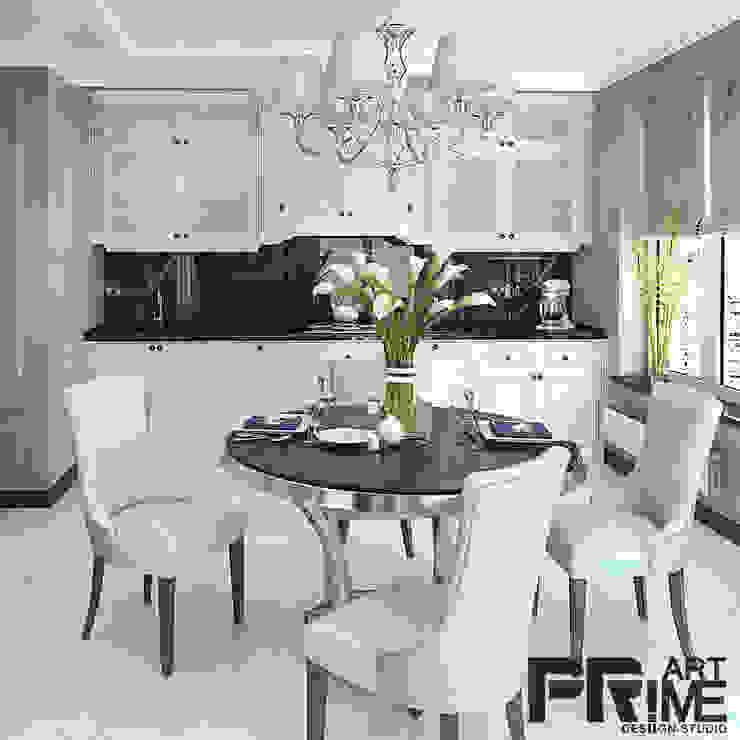 неоклассика 25$ кв.м. Кухня в классическом стиле от 'PRimeART' Классический
