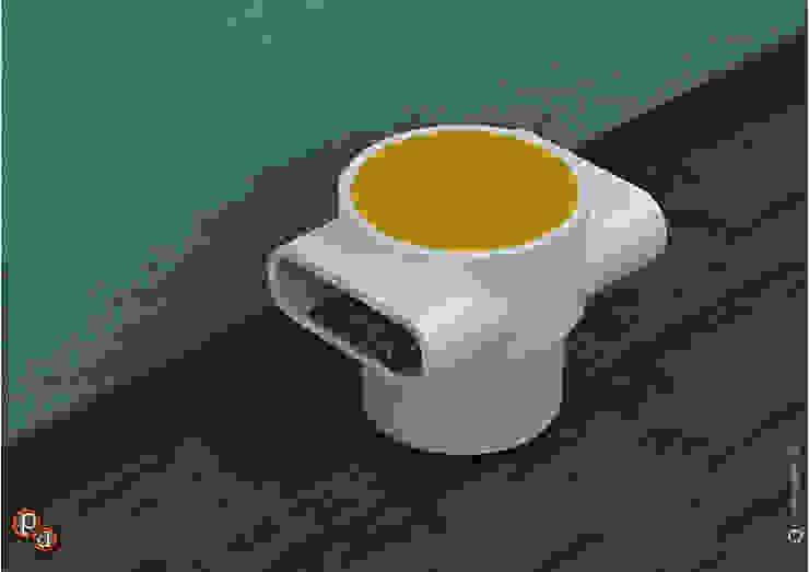 Stool with storage: minimalist  by Preetham  Interior Designer,Minimalist