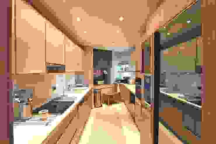 Cocinas modernas de Kerim Çarmıklı İç Mimarlık Moderno
