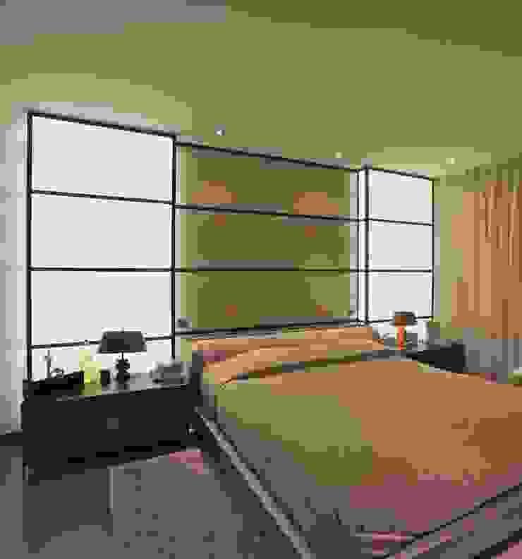 A.Y.G. ULUS SAVOY EVİ / A.Y.G. ULUS SAVOY HOUSE 2012 Modern Yatak Odası Kerim Çarmıklı İç Mimarlık Modern