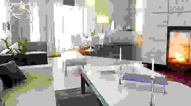 Private Villa_46 Modern Yemek Odası MHD Design Group Modern
