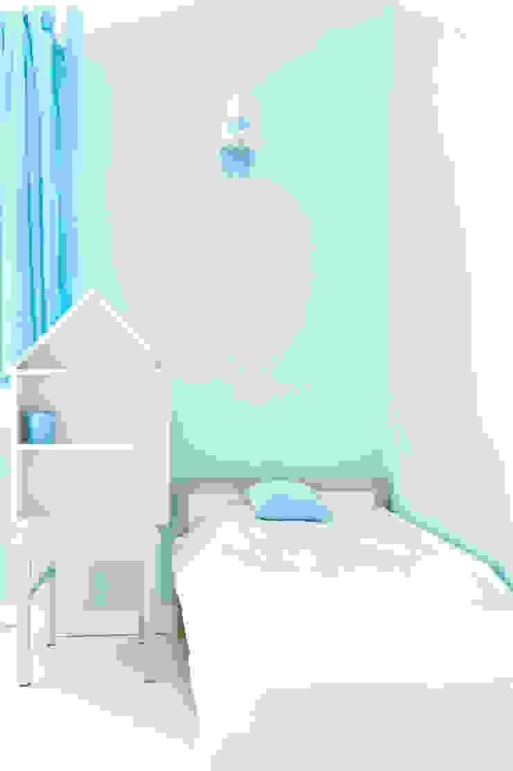 Domek/półka od Miśkiewicz Design Skandynawski