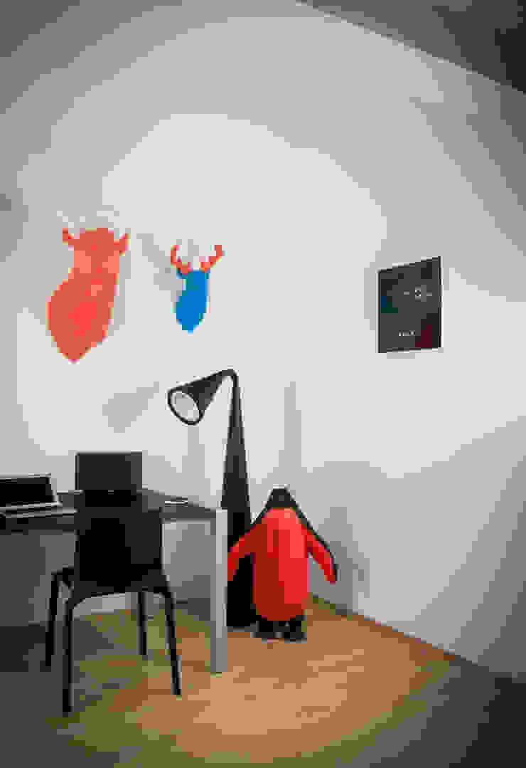 Baños de estilo minimalista de Papertrophy Minimalista